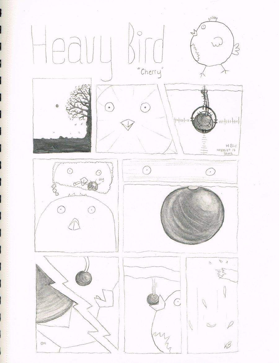 Heavy Bird: Cherry